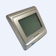 Терморегулятор программируемый E 91 серебро