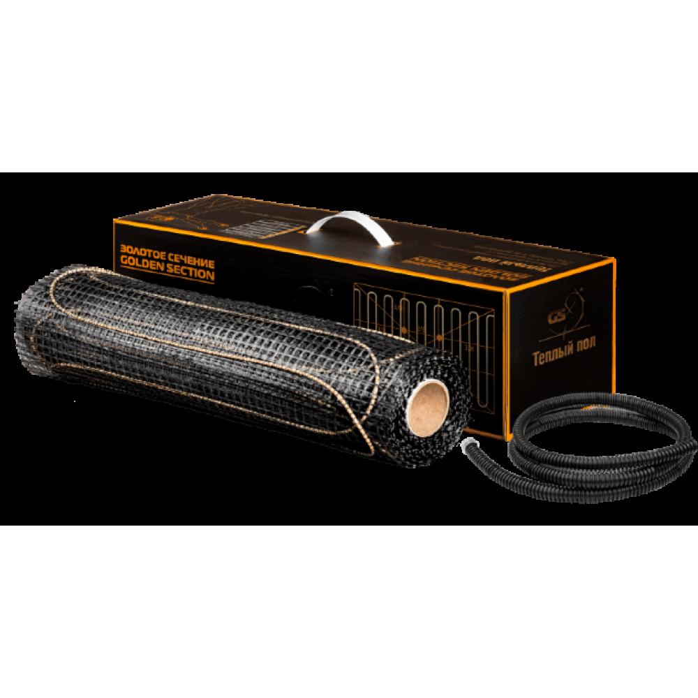 Нагревательные маты Золотое Сечение GS 9,0 м2