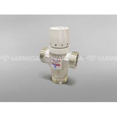 """Термостатический смесительный клапан VARMEGA 1"""" 30-65°, Kv 1,6"""