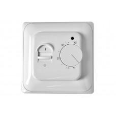 Терморегулятор 70.26 электромеханический(бел/крем)
