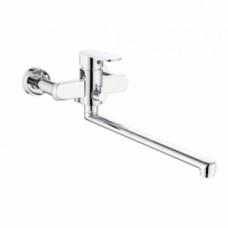 Смеситель для ванны KAISER Sonat 34155 ванна встр. перек. D35 с душем