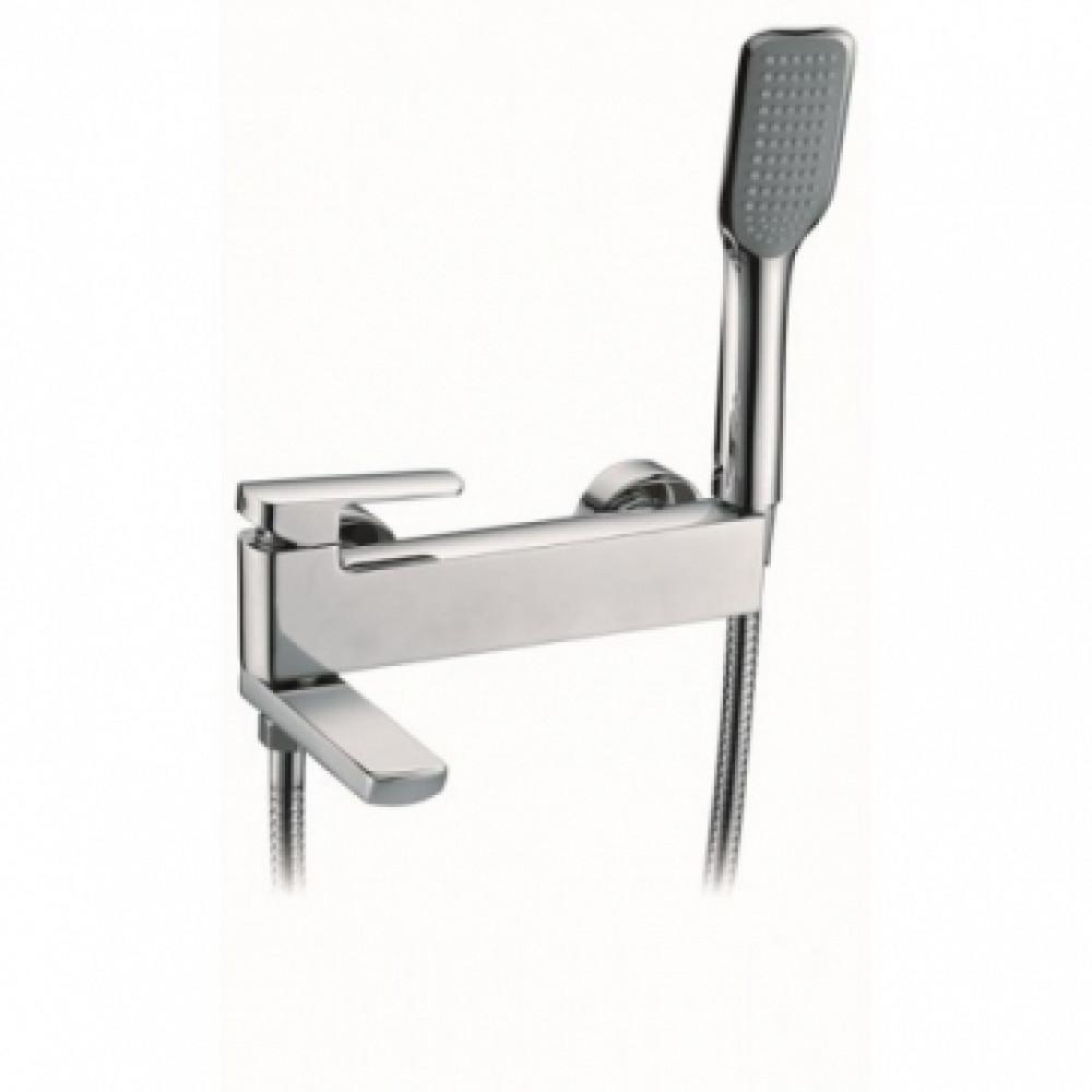 Смеситель для ванны KAISER Saga 53022 ванна к/н D25 с душем