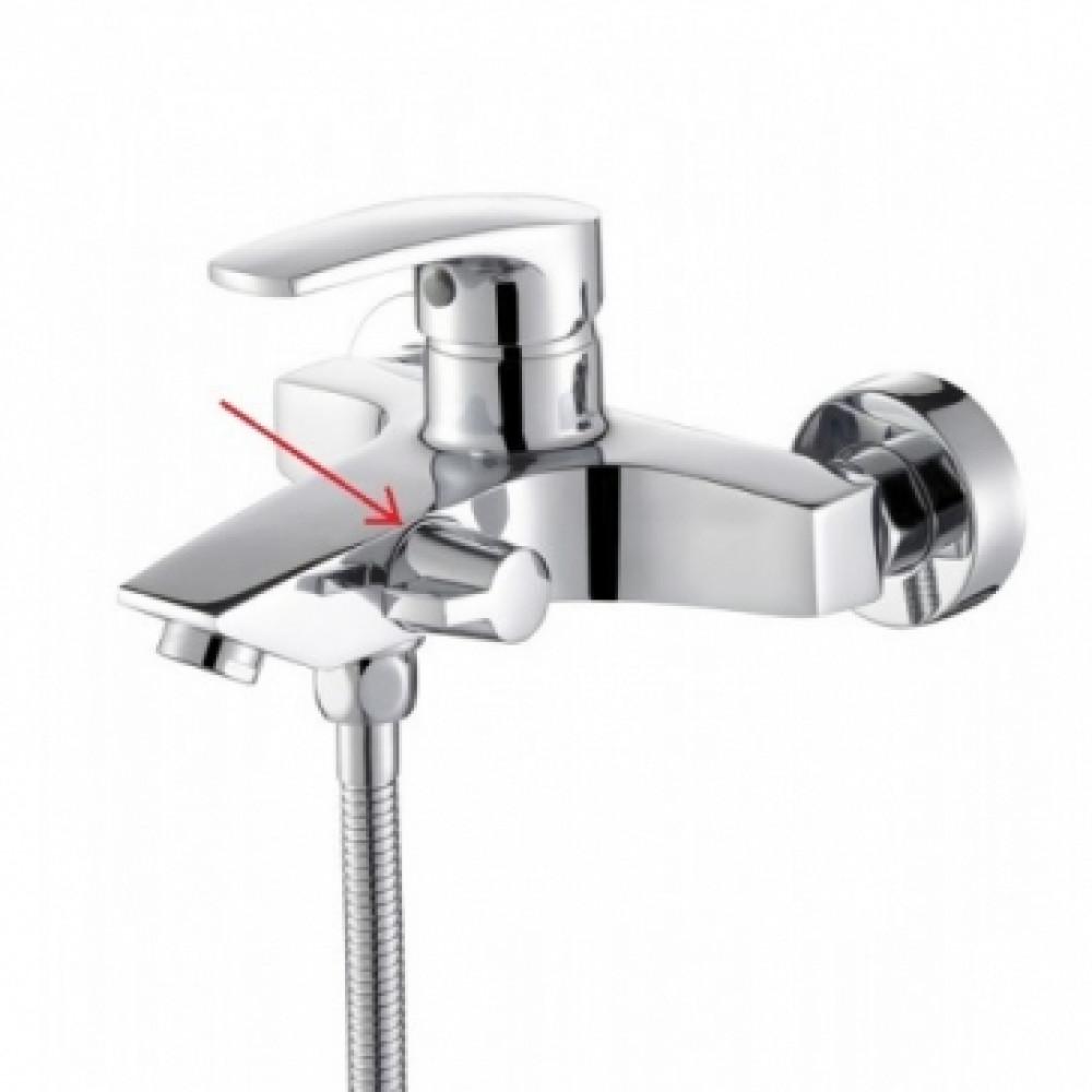 Смеситель для ванны KAISER Guss 68022 для ванны к/н D35 с душем