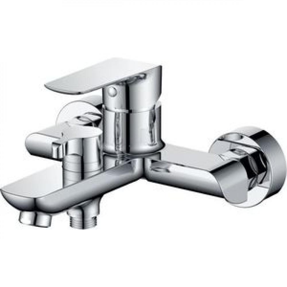Смеситель для ванны KAISER Glory 69022 ванна к/н D35 с душем хром