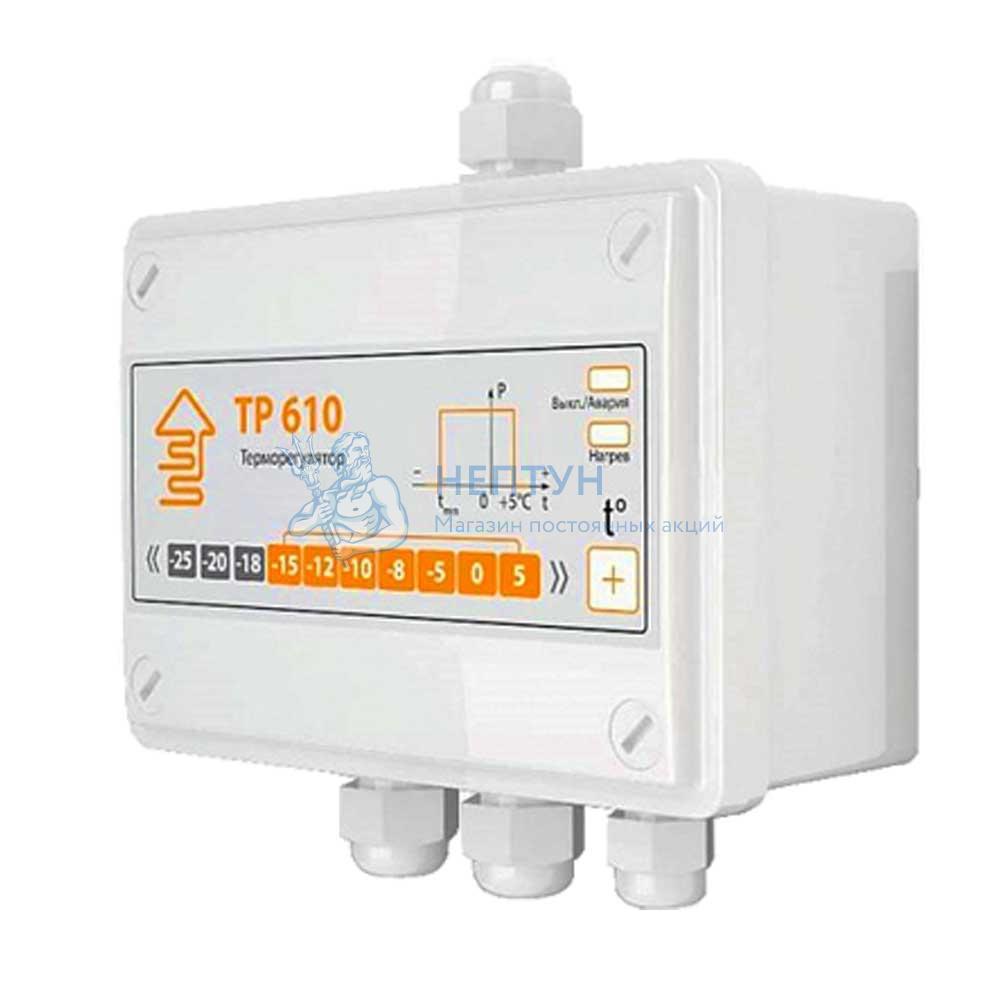 ТР 610 Терморегулятор для антиобледенительных систем
