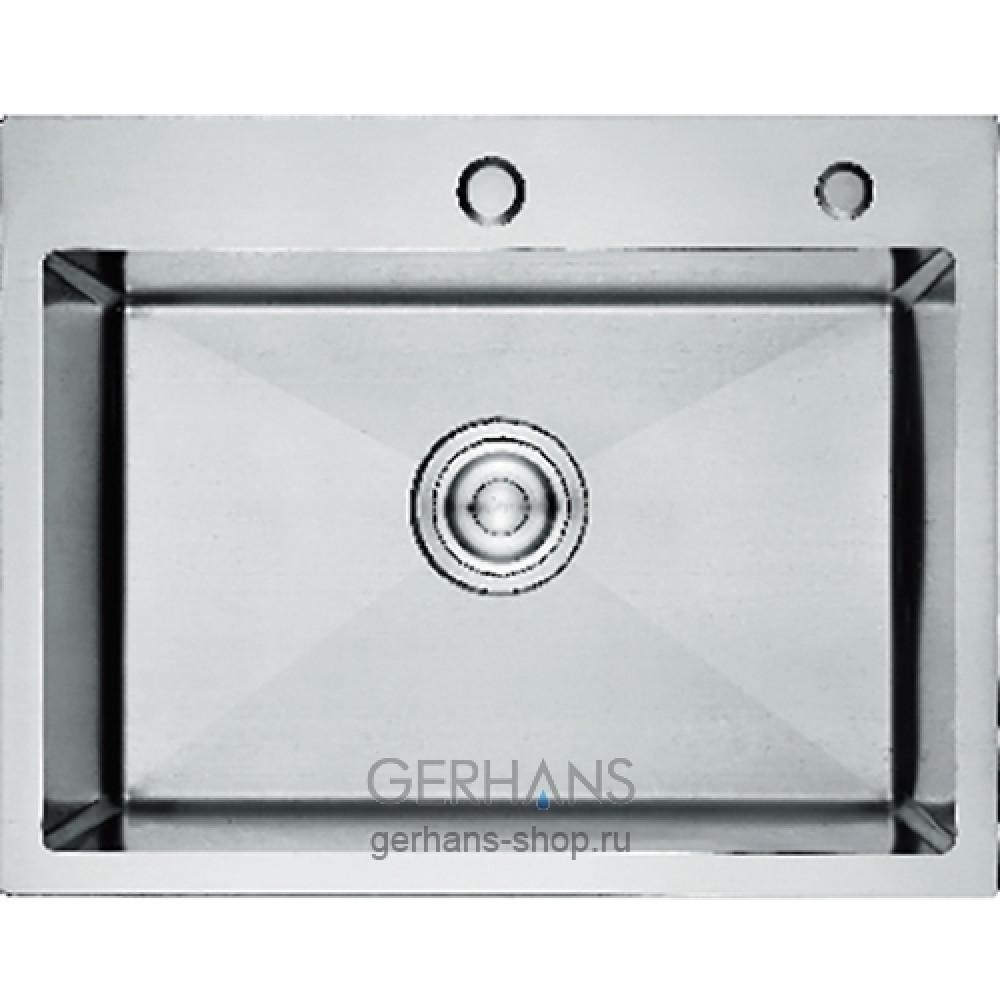K36045 Кухонная мойка из нержавеющей стали Gerhans (600х450 мм)