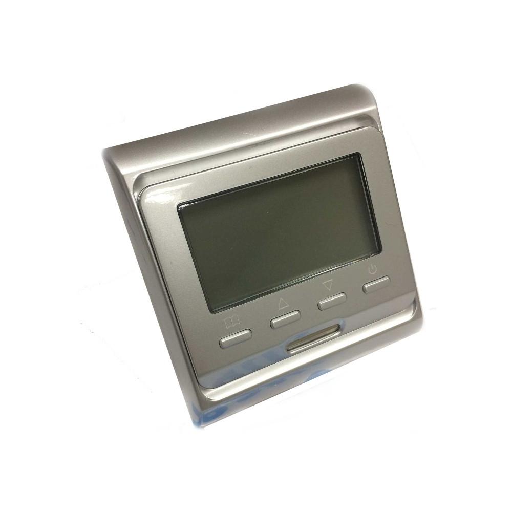 Терморегулятор программируемый 51.716 Серебро