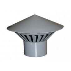 Зонт вентиляционный D50