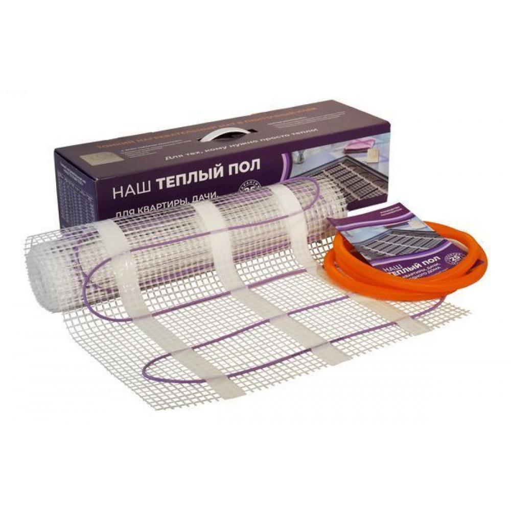 Нагревательный мат Наш теплый пол МТТЭ-2-320