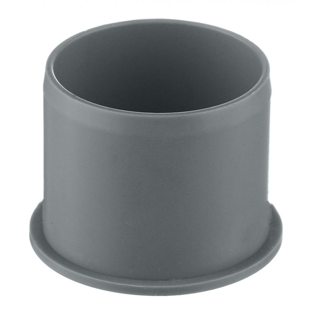 Заглушка для канализационной трубы D40