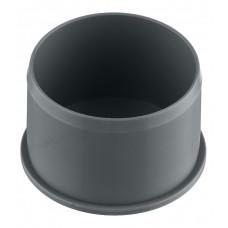 Заглушка для канализационной трубы D50