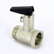 Предохранительный клапан для водонагревателя BUGATTI 1/2 ВН/НР