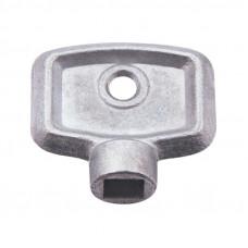 Ключ металлический для крана Маевского