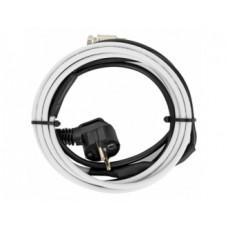 Комплект кабеля внутрь трубы с сальником 1/2(2м) WHITE SRF 10