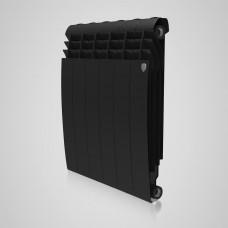 Радиатор Royal Thermo Biliner чёрный (Noir Sable) - 4 секции