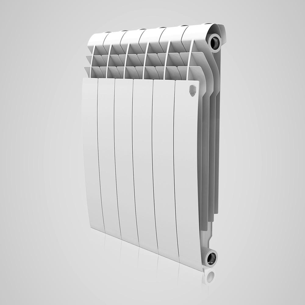 Радиатор Royal Thermo Biliner - 4 секции белый (Bianco Traffico)