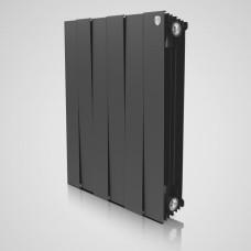 Радиатор Royal Thermo Pianoforte черный (Noir Sable) - 4 секции