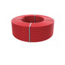 200м Труба PE-RT для тёплого пола VALFEX (красный)